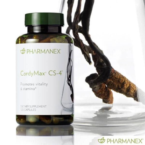 Nuskin CordyMax Cs-4 - Đông trùng hạ thảo 1