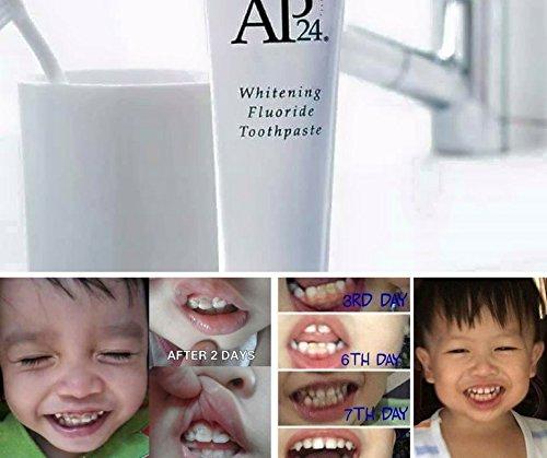 kem đánh răng AP24 phù hợp cho cả gia đình