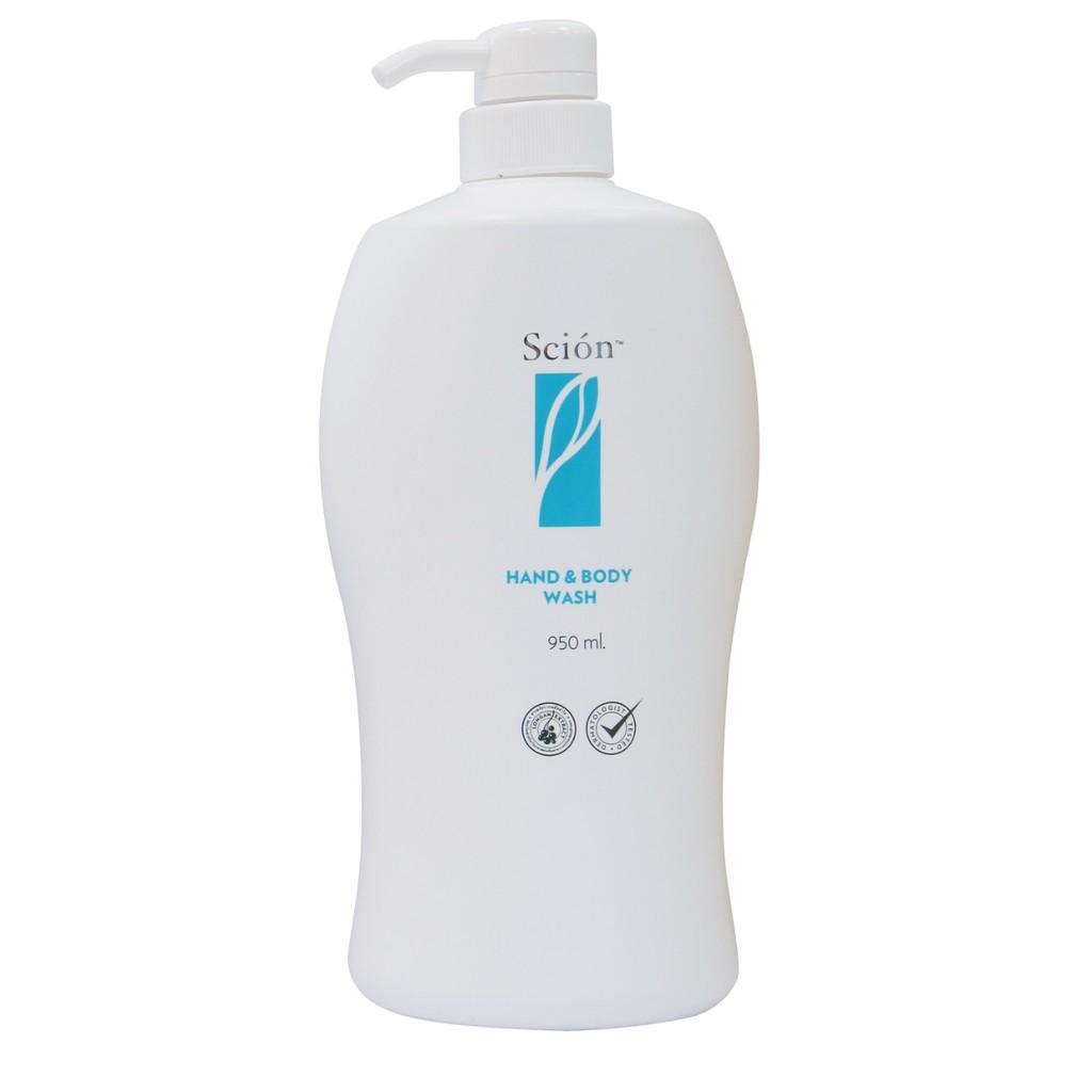 Sữa tắm scion hand & body wash có tốt cho da không? 4