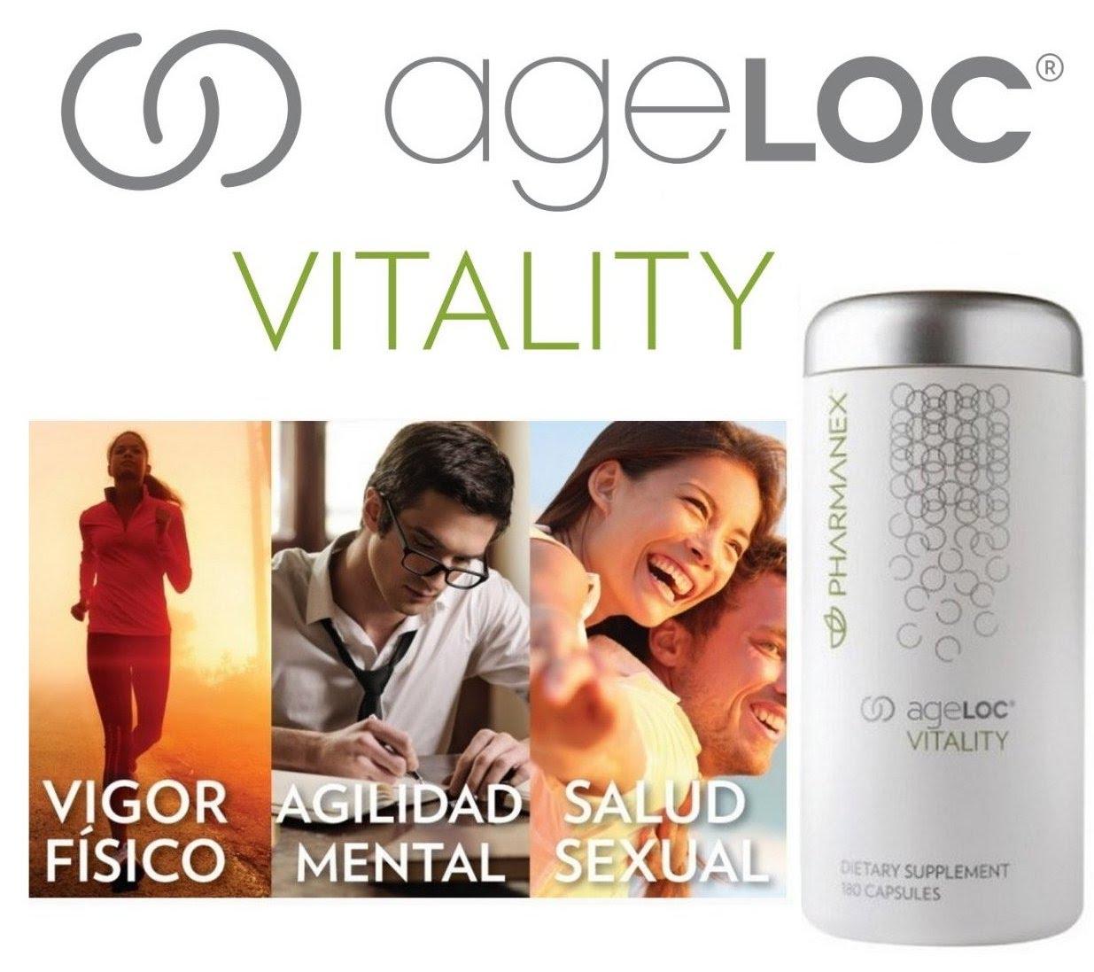 AgeLOC Vitality NuKkin - 180 CAPSULES 2