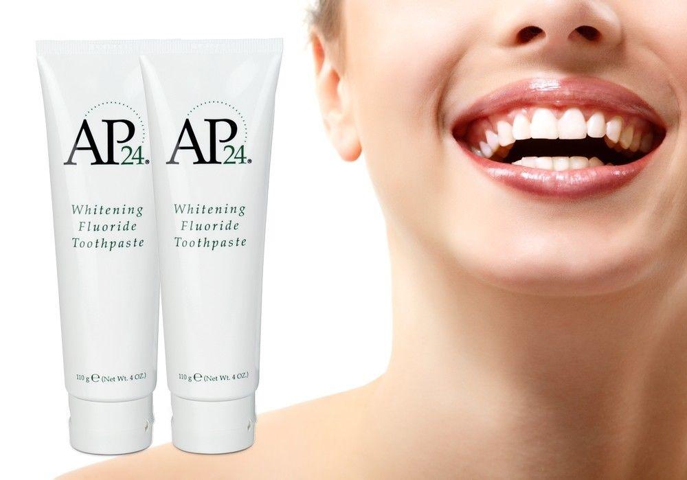 Kem Đánh Răng Nuskin AP24 giải pháp cho hàm răng trắng sáng khỏe mạnh 2
