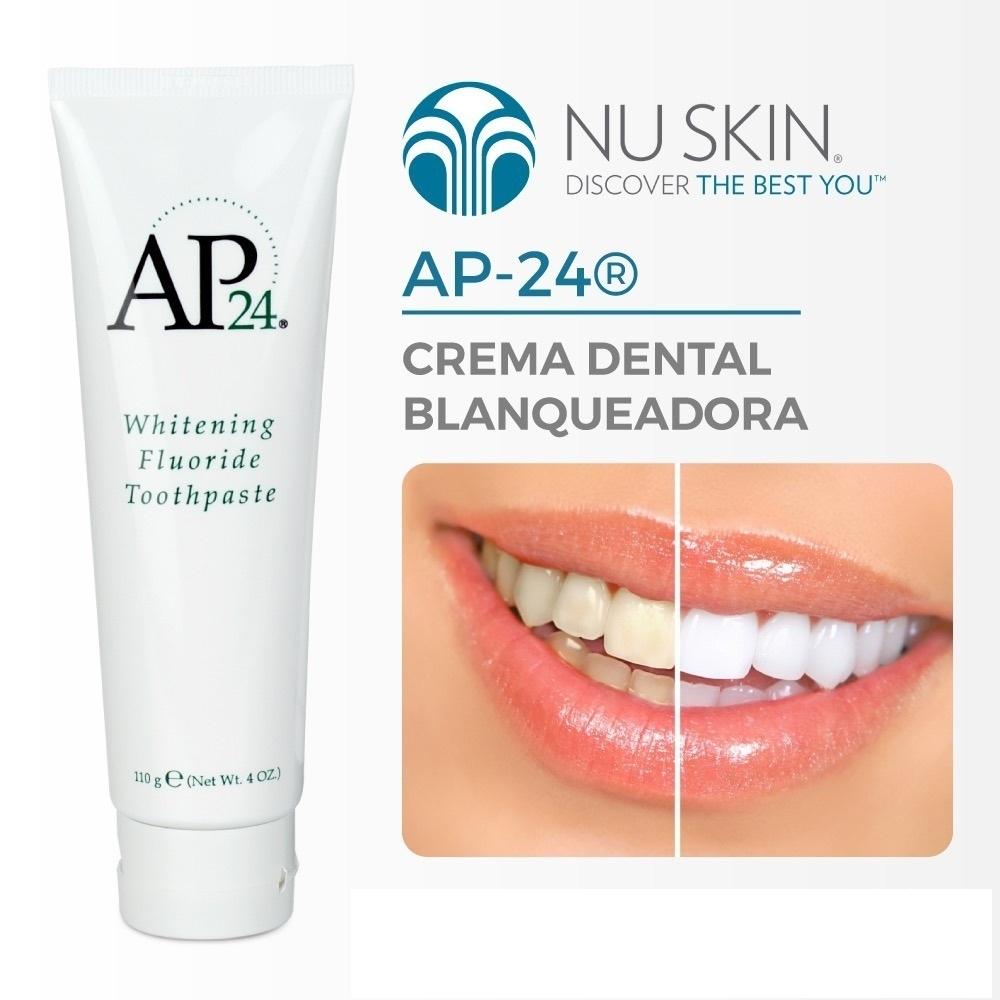 Kem Đánh Răng Nuskin AP24 giải pháp cho hàm răng trắng sáng khỏe mạnh 3