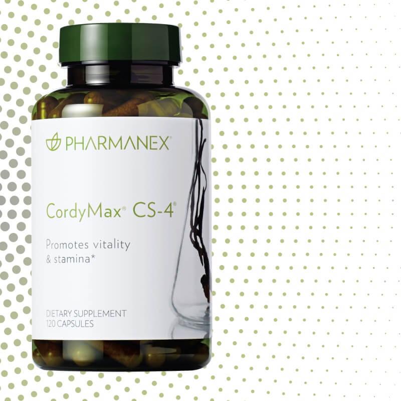 Nuskin CordyMax Cs-4 - Đông trùng hạ thảo 3