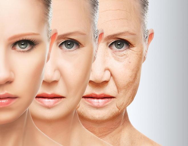 Lão hóa da khiến phái đẹp thiếu tự tin trong cuộc sống