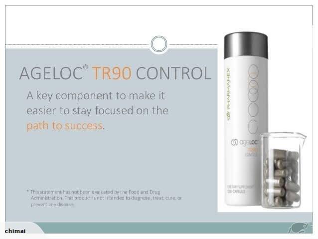 AgeLOC TR90® Control