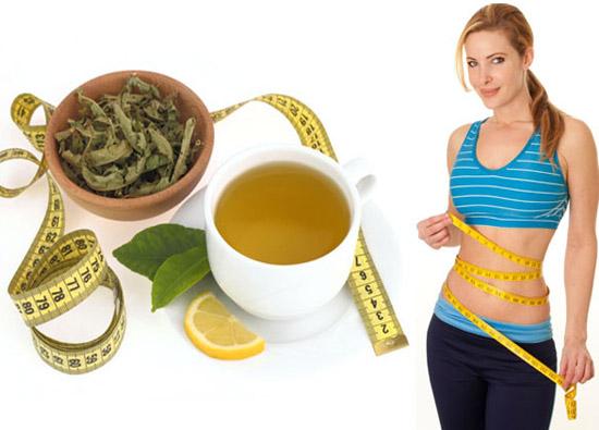 Uống trà giảm cân đúng thời điểm