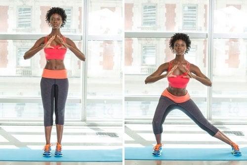 Tổng hợp các bài tập thể dục giảm cân hiệu quả ngay tại nhà 2