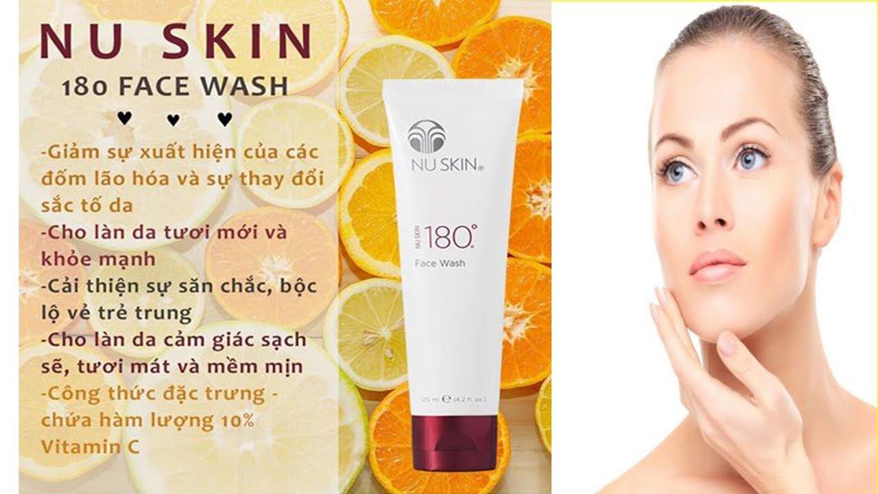 Sử dụng sửa rữa mặt phù hợp với da sẽ giúp làn da được bảo vệ tốt hơn