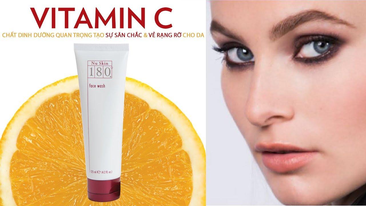 Tổng hợp các sản phẩm chăm sóc da mặt của thương hiệu Nuskin 4