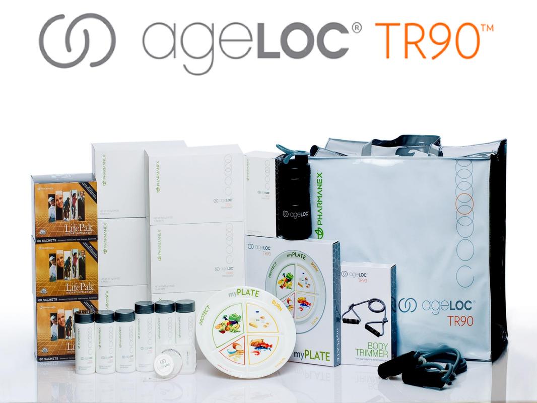 Bộ sản phẩm giảm cân nuskin AgeLOC TR90, trả lại vóc dáng yêu kiều cho bạn 1