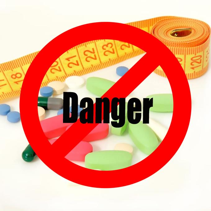 Mối nguy hại từ thuốc giảm cân